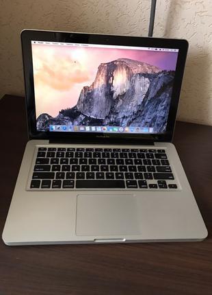 Apple Macbook pro 13 mid 2009 / 8Gb Ram / SSD 128 Gb новый АКБ