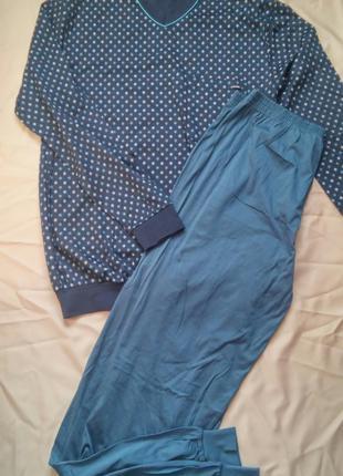 Пижама мужская хлопок Calida L