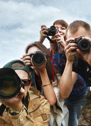 Фотошкола Краматорск набирает студентов на обучение