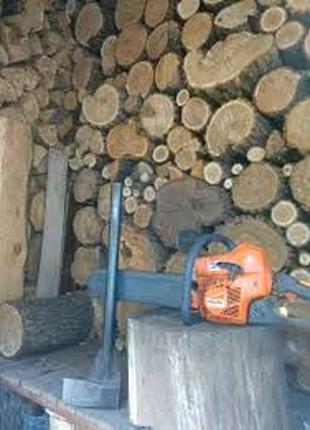 Ріжемо дрова, рубаємо дрова.