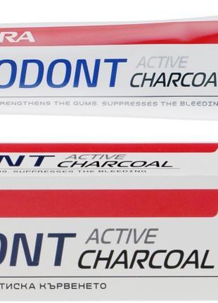 Зубная паста Astera Paradont Active Charcoal с активированны угле