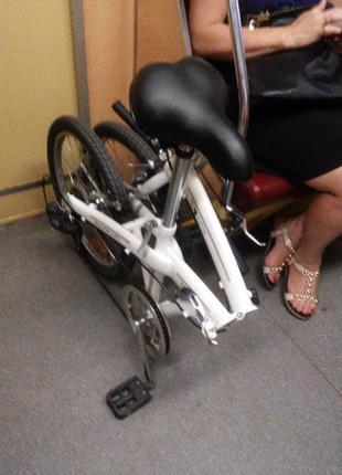 Ціна договірна Смарт велосипед smart bike складной велосипед