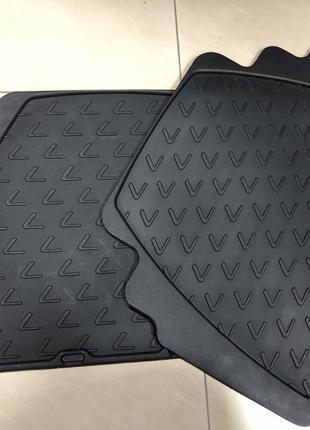 Оригинальные коврики Lexus RX задние