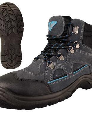 Рабочая обувь Ботинок с металлическим носком . Робоче взутття