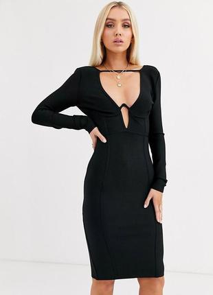 Бандажное платье 50 размер