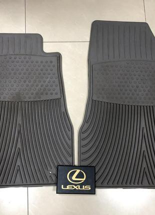 Новые оригинальные коврики на Lexus RX