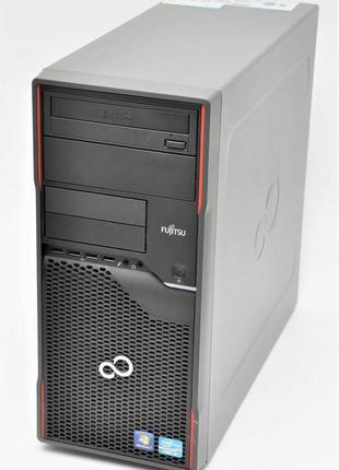 Системний Блок Fujitsu Esprimo P700 Tower I3-3220 4gb 500Gb DDR3