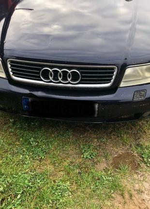 Audi A4 по запчастинах