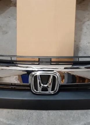 Honda Civic 2016-2019 USA Решетка радиатора Хром фары Наличие