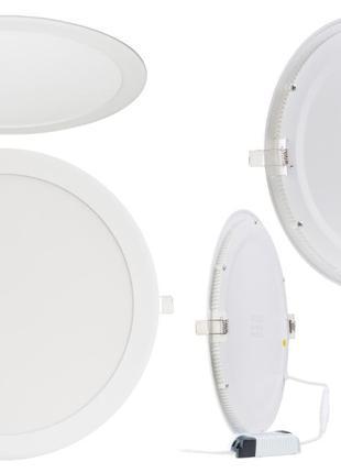 Встраиваемые мини LED панель светильник 6W 9W 12W