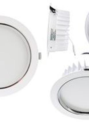 Светильники светодиодный LED downlight (даунлайт) 20 Вт, 25 Вт...