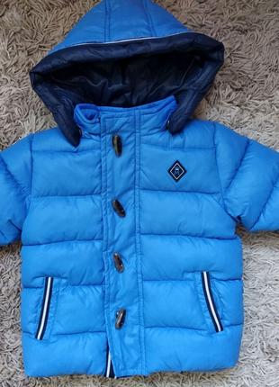 Детская куртка демисезонная осень зима