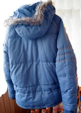 Демисезонная куртка Outventure на мальчика 11-13 лет