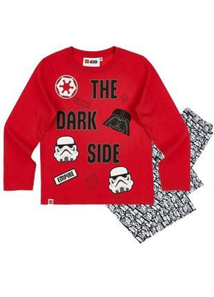 Пижама на мальчика lego wear star wars звездные войны 116 см, ...