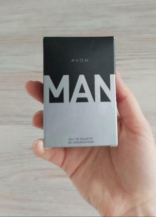 Avon man для него туалетная вода эйвон real