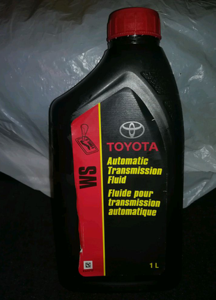 Масло в АКПП Toyota