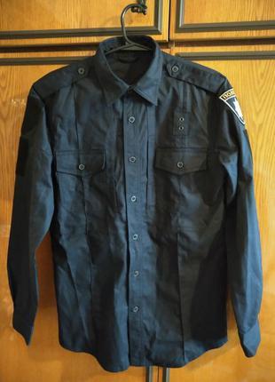 Продам новую форму полиции Украины - костюм (рубашка + брюки)