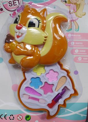 Детская декоративная косметика в яркой упаковке. Заказывайте.