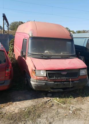 LDV Convoy 2.4d по запчастям