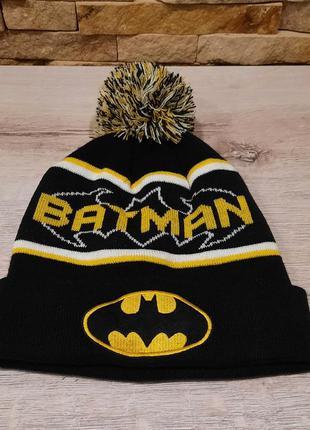 Шапка зимняя batman оригинал