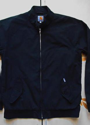 Carhartt wip rude jacket куртка-харрингтон.размер xl