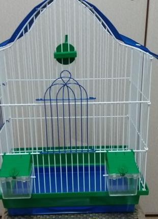 Клетки для попугаев 23см на 33 см. 450 грн Новые