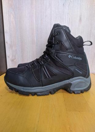 Ботинки columbia telluron omni-heat, waterproof