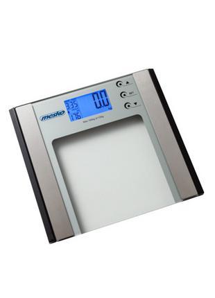 Весы напольные с анализатором Mesko MS 8146