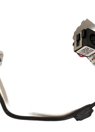 Коннектор разъема зарядки ноутбука Dell E6530 DC30100РР00