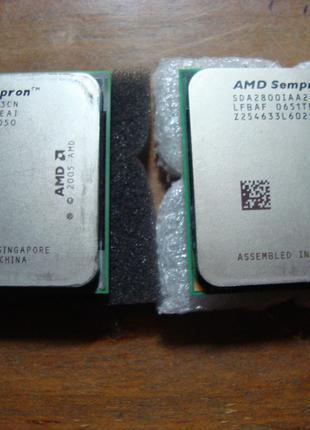 Процессор AMD Sempron 2800+, Sempron 3000+