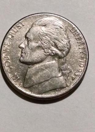 Продам монету USA