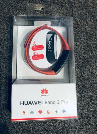 Фитнес-браслет Huawei Band 2 Pro
