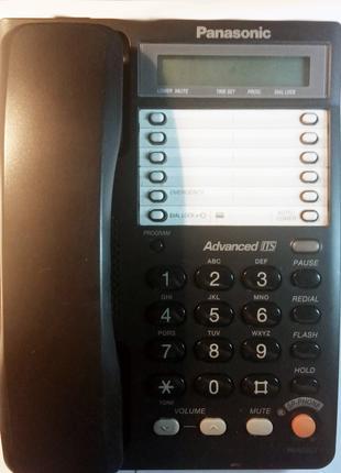 Стаціонарний (робочий/домашній) телефон Panasonic KX-TS2365
