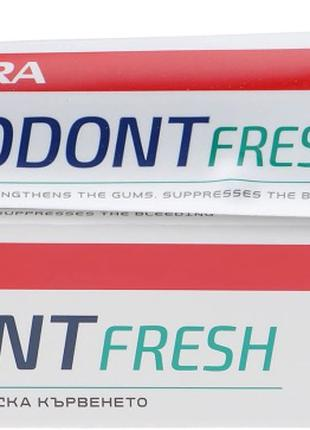 Зубная паста Astera Paradont Fresh