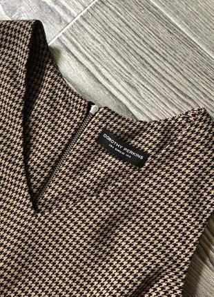 Мини платье от dorothy perkins