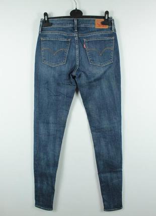 Оригинальные стильные джинсы levis 710 super skinny jeans