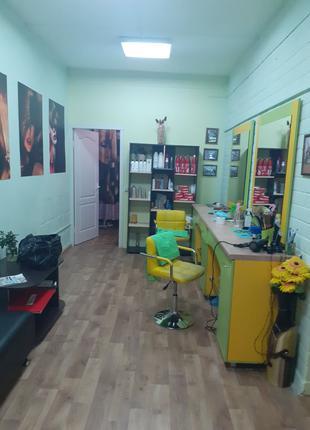 Продажа парикмахерской (готовый бизнес)