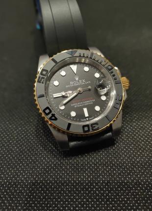 Часы наручные Rolex Yacht Master - Швейцарский кварцевый механизм