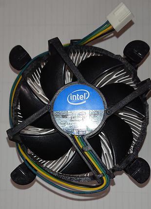 Система охлаждения для процессора Intel 4pin s1156 1155 1151 1150
