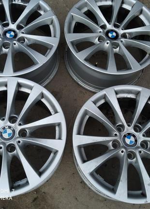 Диски оригінал BMW 3-series E90,E91, X1 5/120/17 8j ET30
