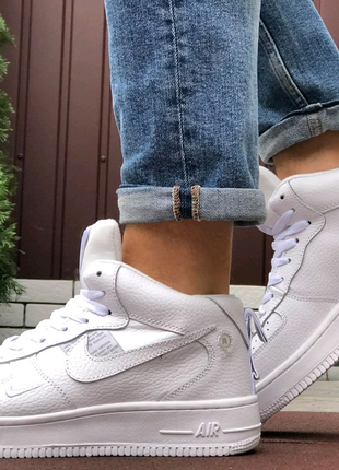 Мужские зимние кроссовки Nike 10028