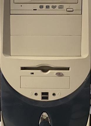 Системный блок, ПК, компьютер intel, wi-fi