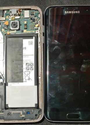Samsung Galaxy S7 Edge SM-G935F  дисплейный модуль