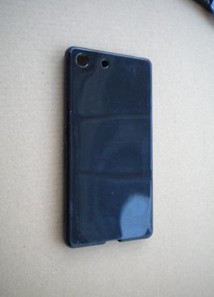 Чохол силіконовий для Sony Xperia M5 чехол