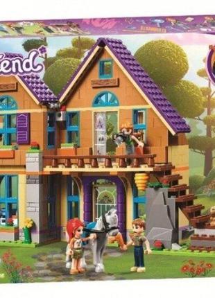 Конструктор Lari 11204 Дом Мии. Френдс аналог Lego Friends 41369
