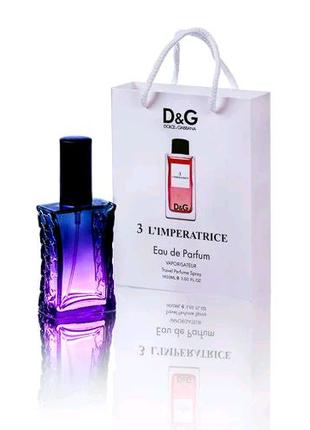 Dolce & Gabbana 3 L`Imperatrice (ДГ Императрица)