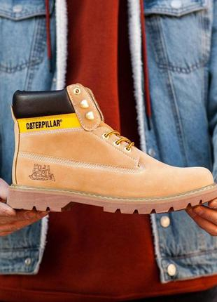 Ботинки c*at caterpillar