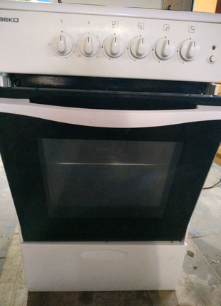 Газовая плита с электродуховкой