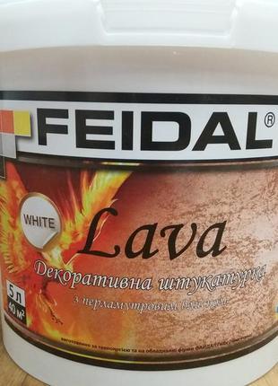 Lava Лава декоративная штукатурка 5л