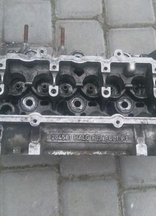 Головка блока циліндрів Рено Меган 2 1.5dci